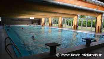 Lillers : il faudra encore attendre pour faire un plongeon dans la piscine - L'Avenir de l'Artois