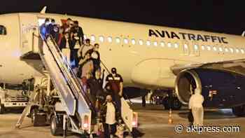 184 citizens of Kyrgyzstan airlifted from Novosibirsk - AKIpress