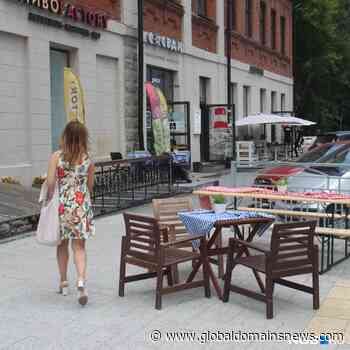 In Novosibirsk has appeared more than 120 new patios - The Global Domains News