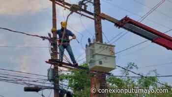 Por falla en circuito, varios barrios de Puerto Asís amanecieron sin energía eléctrica - Conexión Putumayo