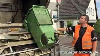 Entsorger Lobbe reinigt Biotonnen in Warstein - soester-anzeiger.de