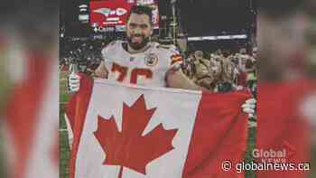 Coronavirus: Quebec NFL player Laurent Duvernay-Tardif opts out of 2020 season to focus on medicine | Watch News Videos Online - Globalnews.ca