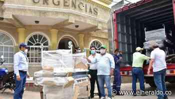 Los bananeros donan a Ciénaga 20 camas y 5 concentradores de oxígeno - EL HERALDO