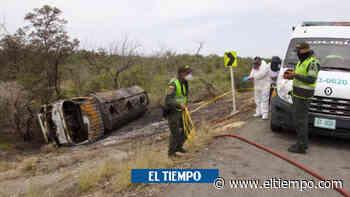 ¿Por qué hay tantos accidentes en la vía Ciénaga- Barranquilla? - El Tiempo