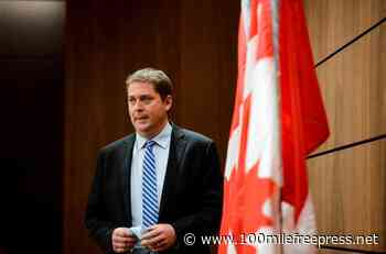 Scheer calls on Trudeau to resign over WE deal - 100 Mile House Free Press