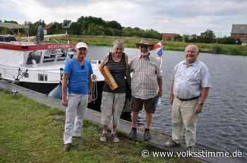 Genthin: Niederländer sind 300. Hafenbesucher - Volksstimme