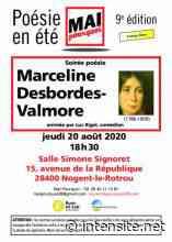 NOGENT-LE-ROTROU - Soirée poésie : Marceline Desbordes-Valmore - Radio Intensité