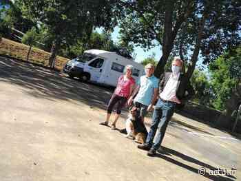 Les camping-cars sont les bienvenus à Nogent-le-Rotrou - L'Action Républicaine