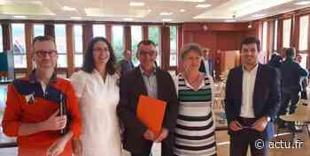 Nogent-le-Rotrou : les cinq projets de Pascale de Souancé proposés à Harold Huwart - actu.fr