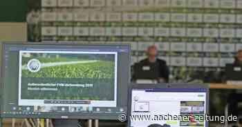 FC Wegberg-Beeck steigt auf: Ohne Emotionen, aber mit viel Freude - Aachener Zeitung