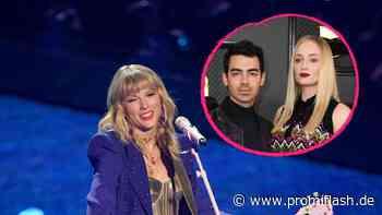 Macht Taylor Swift dem Baby von Ex Joe Jonas ein Geschenk? - Promiflash.de