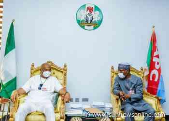 Uzodimma assures FAAN of support for Owerri Airport – The Sun Nigeria - Daily Sun