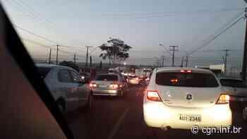 Atenção: viaduto da Rua Jacarezinho estará interditado para obras nesta segunda-feira - CGN