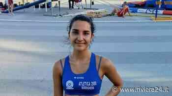 Buona prestazione per Elisa Moro dell'Atletica 2000 Bordighera - Riviera24