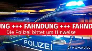 Olsberg: Fahndung nach Mann mit Schusswaffe läuft weiter - Westfalenpost