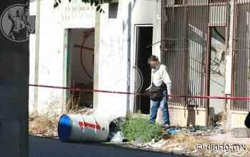 Hallan cadáver en tambo de basura - El Diario