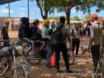 Maicao cambia el negocio de la gasolina por el de los trocheros - Últimas Noticias