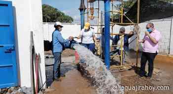 Habilitan pozos que suministran agua a Maicao y Carraipía - La Guajira Hoy.com
