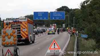 A66 Langenselbold: Unfall! Mann schwer verletzt – Autobahn gesperrt - op-online.de