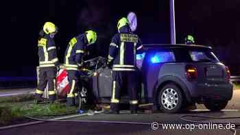 A66 Langenselbold: Frau (18) rast in Absperrung: Sie ist schwer verletzt - op-online.de