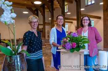 Vier neue Orte für Trauungen eingeweiht - Westfalen-Blatt