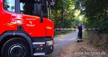 Ultraleichtflugzeug stürzt in Wald bei Rheinstetten: Wahrscheinlich zwei Tote   ka-news - ka-news.de
