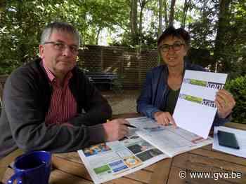 Inwoners pompoengemeente ontvangen opnieuw gratis weekblad: DeMooiKasterleeKrant vult leegte op na verdwijnen - Gazet van Antwerpen