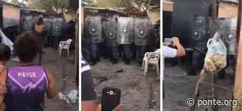 Guarda Municipal coloca 235 famílias na rua sem ordem judicial em Aracaju (SE) - Ponte Jornalismo