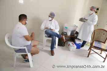 Prefeitura de Aracaju orienta sobre as várias etapas da covid-19 e formas de acesso ao tratamento - https://www.imprensa24h.com.br/