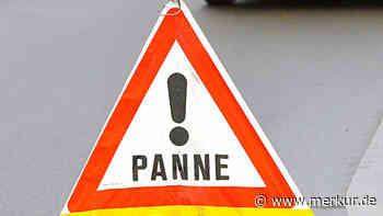 Olching: Gasgeruch bei Pannenauto: Bundesstraße wird gesperrt - Merkur.de