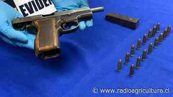 Operativos PDI en La Pintana y Puente Alto terminan con 9 detenidos e incautación de armas y drogas - Radio Agricultura