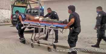 Balean a un hombre en Emiliano Zapata - Diario de Morelos