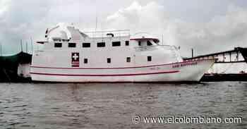 Asaltan el barco hospital San Raffaele en Buenaventura - El Colombiano
