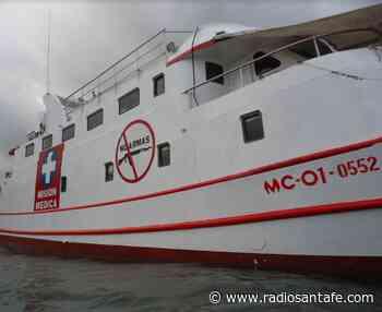 Buenaventura: Barco hospital San Raffaele fue víctima de robo millonario - Radio Santa Fe