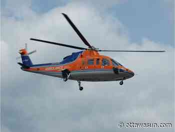 ARNPRIOR: Teen who fell down 20-ft. cliff rushed to CHEO by air ambulance - Ottawa Sun