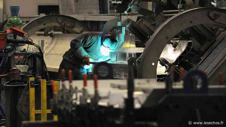 Sur le site de Reichshoffen, les salariés d'Alstom dans l'incertitude - Les Échos