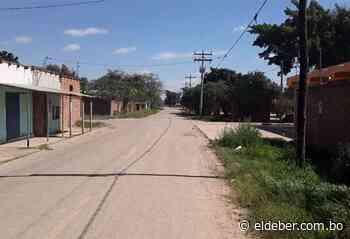 La comunidad de Tres Cruces, en el municipio de Pailón, se encapsula por tres días - EL DEBER