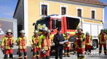 Ganzer Stolz der Feuerwehr Parkstein - Onetz.de