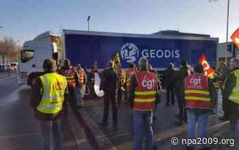Victoire des salariéEs aux prud'hommes pour Calberson-Geodis Gennevilliers - NPA