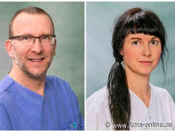 Neues Leitungsduo: Irmisch ist neuer Pflegedirektor des Helios Klinikums Uelzen - kma Online
