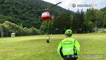 In difficoltà sul sentiero: in salvo 9 escursionisti di Pocenia - Nordest24.it