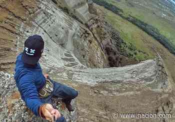 Selfis mortales: la moda que, en el cráter del volcán Arenal, amenaza la vida de los costarricenses - La Nación Costa Rica