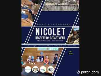 Nicolet Recreation Department | 2020 Fall Bulletin - Patch.com