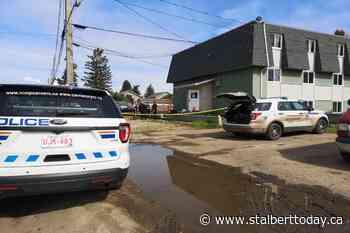UPDATE: RCMP confirm Westlock apartment complex homicide - St. Albert Today