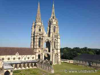 Jardins d'abbayes Soissons - Unidivers