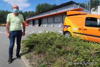 route : Pour le nouveau chef d'exploitation du centre DIR de Soissons : « Plus rien n'arrêteles automobilistes - L'Union