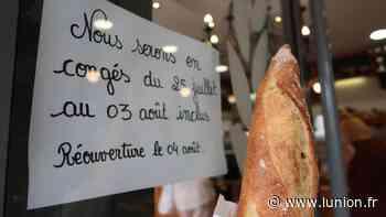 Commerce : Où trouver son pain à Soissons cet été ? - L'Union