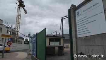 Chantier : PHOTOS. Ces bâtiments qui seront bientôt rasés à Soissons - L'Union