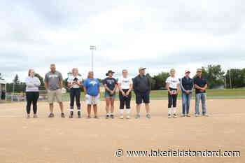 'ONE LAST GAME TOGETHER' - Lakefield Standard