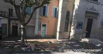 Manosque : violente sortie de route cette nuit - La Provence